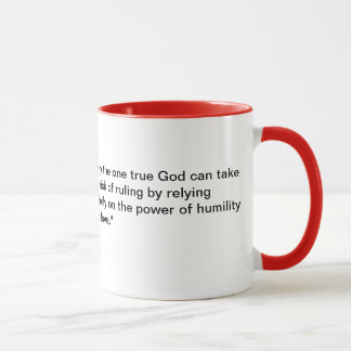 Hauerwas Mug