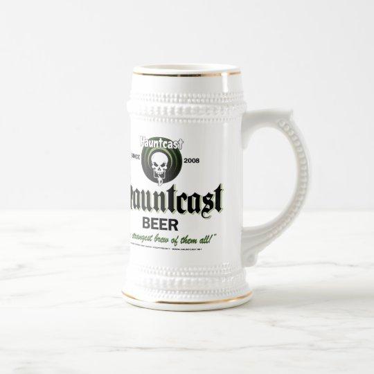 Hauntcast Beer Stein