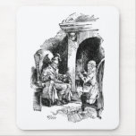 Haunted by Three Spirits Mouse Pad