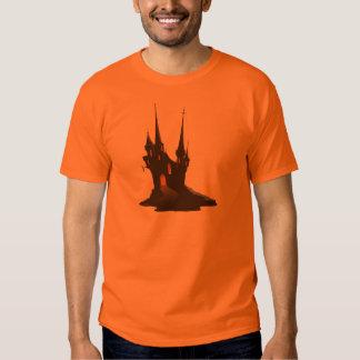 Haunted Castle Halloween Shirt