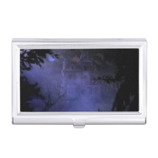 Haunted Hill House Business Card Holder