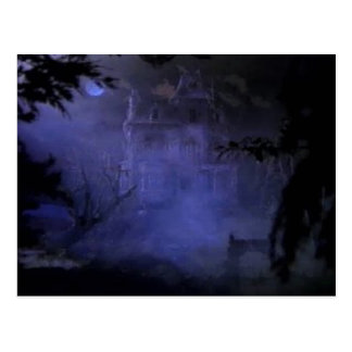 Haunted Hill House Postcard