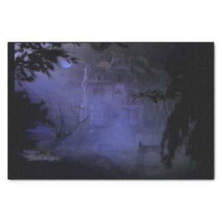 Haunted Hill House Tissue Paper