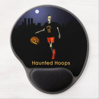 Haunted Hoops Gel Mouse Pads