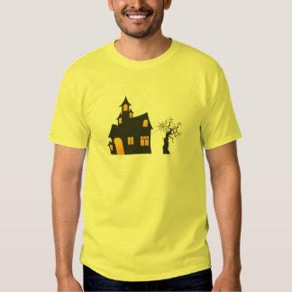 Haunted House Halloween Shirt