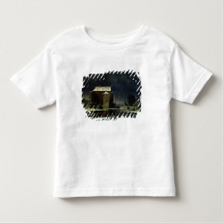 Haunted House in the Snow, 1848 Toddler T-Shirt