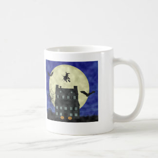 Haunted House Mugs / Cups