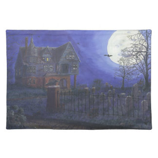 """Haunted House Placemats 20"""" x 14"""""""
