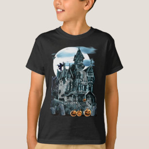 Haunted House Shirts