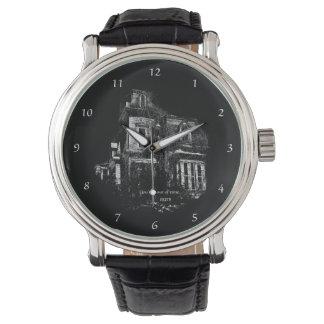 Haunted House Wrist Watch
