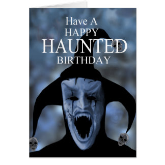 Haunted Liverpool Greeting Card