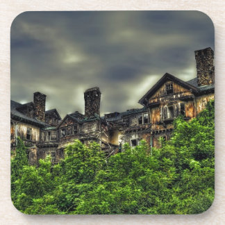 Haunted Mansion Beverage Coaster