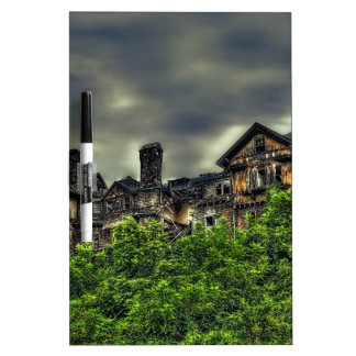 Haunted Mansion Dry-Erase Whiteboard