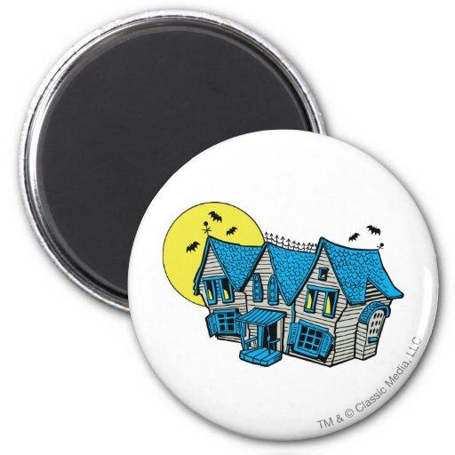 Haunted Mansion Fridge Magnets