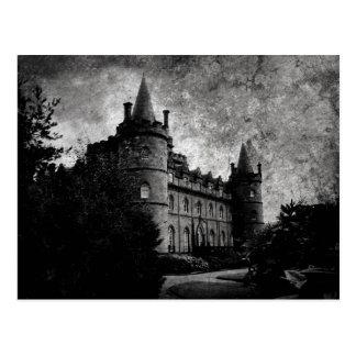 Haunted - Postcard