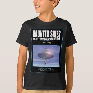 Haunted Skies Vol2 Kids Tshirt