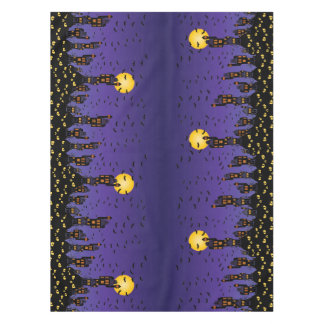 Haunted Village Tablecloth