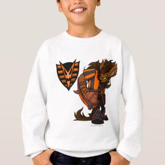 Haunted Woods Team Captain 1 Sweatshirt