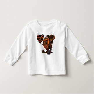 Haunted Woods Team Captain 1 Toddler T-Shirt
