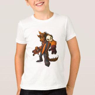 Haunted Woods Team Captain 2 T-Shirt