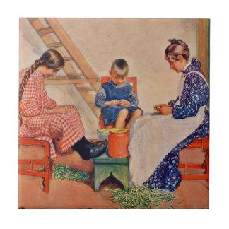 Haus der Sonne 1909 Tile