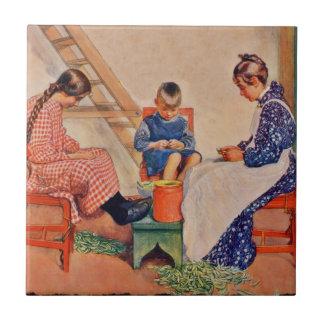 Haus der Sonne Ceramic Tile