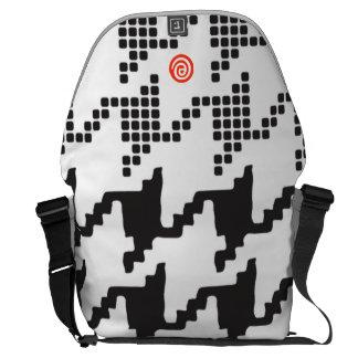 Haute Collection Bold Messenger Bag