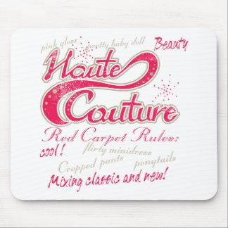 Haute Couture Mouse Mats