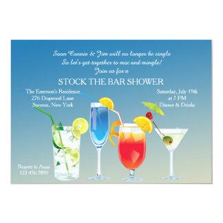 Haute Drinks Invitation