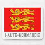 Haute-Normandie flag with name