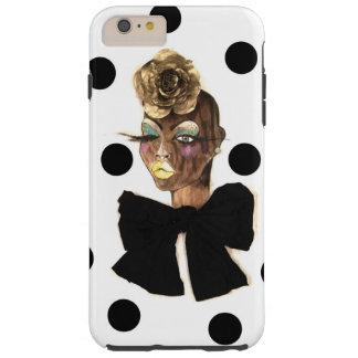 """Haute"" Polka Dot Phone Case"