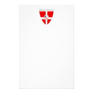 Haute-Savoie Cow Letterhead Paper
