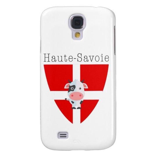 Haute-Savoie Cow Samsung Galaxy S4 Case