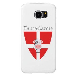 Haute-Savoie Cow Samsung Galaxy S6 Case