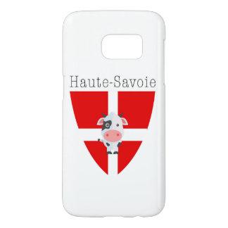Haute-Savoie Cow Samsung Galaxy S7 Case
