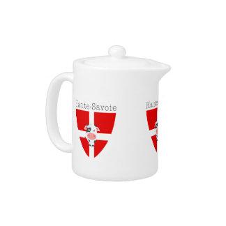 Haute-Savoie Cow Teapot