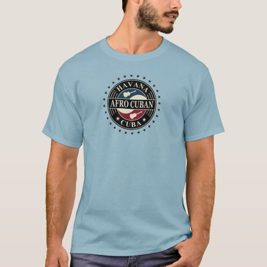 Havana afro cuban music cuba T-Shirt