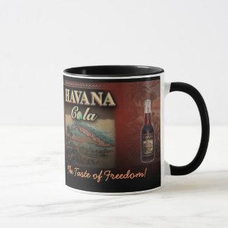 HAVANA COLA THE TASTE OF FREEDOM! Mug