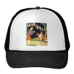Havana Cuba Art Deco Cover Vintage Art Hats