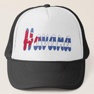 Havana, Cuba Trucker Hat