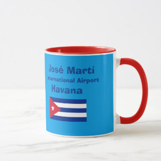 Havana Jose Marti International Airport Mug