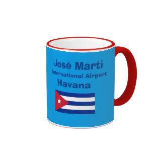 Havana Jose Marti International Airport Mug
