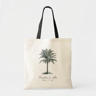 Havana Palm Wedding Favor