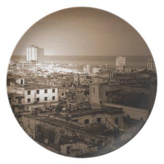Havana Plate