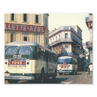 Havana Pre-Castro Collection Neptuno 1958 Photograph