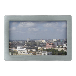 Havana skyline belt buckle