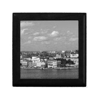 Havana skyline gift box