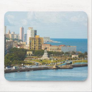Havana Waterfront, Cuba. Mouse Mat