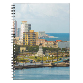 Havana Waterfront, Cuba. Notebook