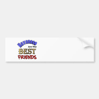 Havanese Are The Best Friends Bumper Stickers